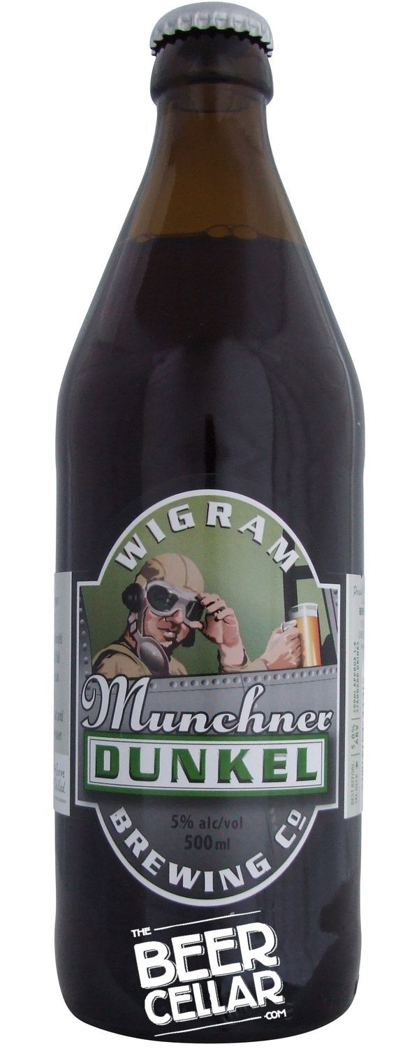 German style dark lager with toasted malt flavours and aroma. Lightly hopped using classic varieties. This brown lager beer is refreshing with subtle bitterness and rich malt characters. 5% abv.