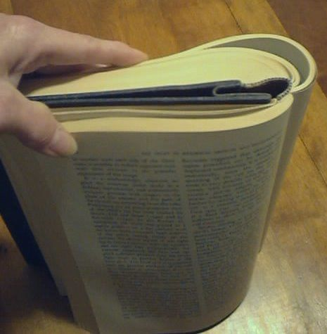 Altered Book Lover: So you want to get started making an altered book, picking out a book to alter