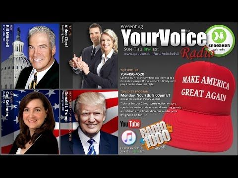 "2 Hour Pre-election Victory Special! (11/7) ""Oh yeah, it's on now!"" - YouTube"
