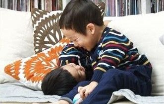 (Superman Returns) Seoeon and Seojun Become Little Chocolate Thieves