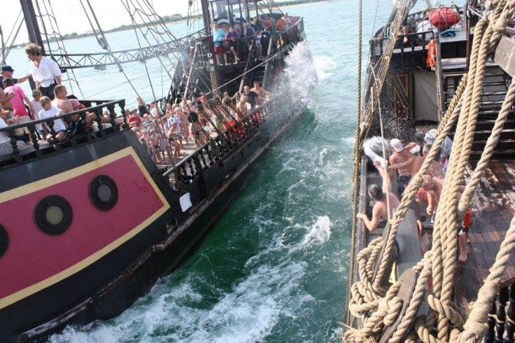 Pirate Cruise at Sea Gallery | Galeone Veneziano Jesolo Lido