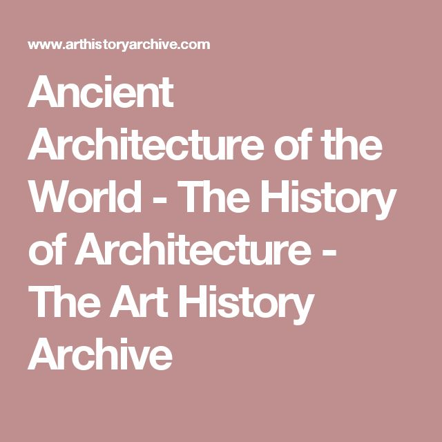 i chose it because it explains me and gives me a lot of information of the topic and the ancient buildings