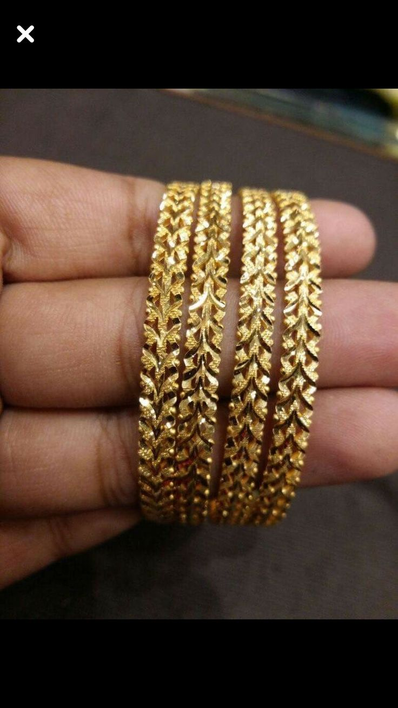 Best 25+ Gold bangles design ideas on Pinterest | Gold bangles ...