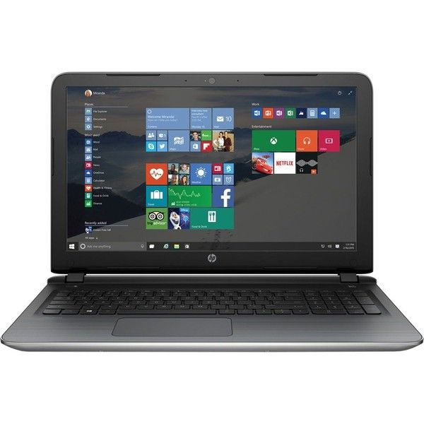 HEWLETT-PACKARD Hp pavillion 15 ab536a laptop ($915) ❤ liked on Polyvore featuring accessories and tech accessories