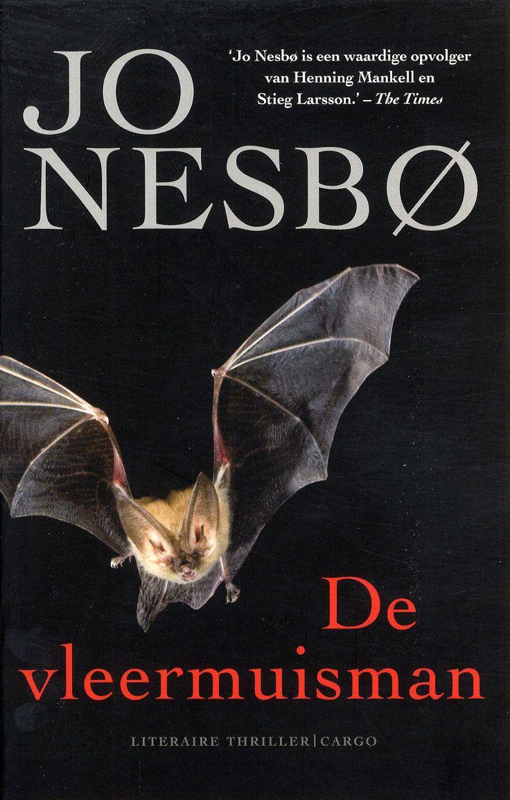 De Vleermuisman - Nesbo