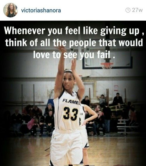 Motivational Basketball Quotes Cool 241 Best Basketball Images On Pinterest  Sport Quotes Gymnastics . Design Ideas