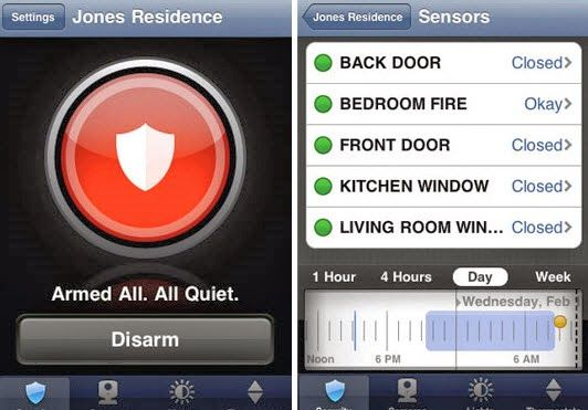 Protect Your Home with Today's Top Home Security Apps - by Dumb Little Man