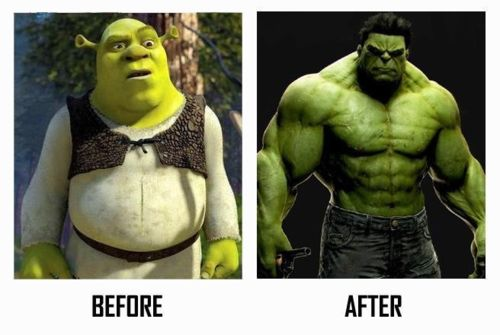 so true: Fitness, Motivation, Funny Stuff, Funnies, Health, P90X, Shrek, Workout