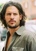 Joe Maganiello. Keep the scruffy beard Alcide.