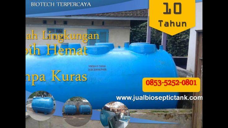 Harga Biotech Septic Tank Bandung | Harga Septic Tank Fiberglass | 0853-...