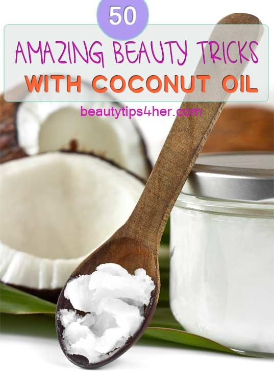 50 Amazing Beauty Tricks with Coconut Oil | Beauty and MakeUp Tips