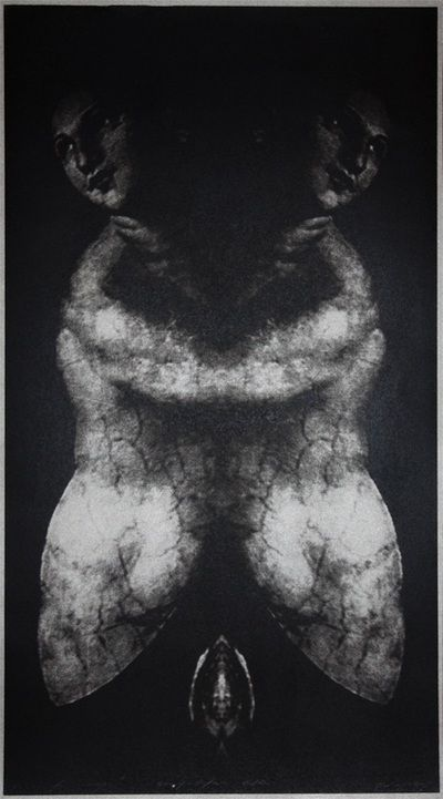 Serigrafia na papierze / Serigraph on paper - Jakub Zdejszy