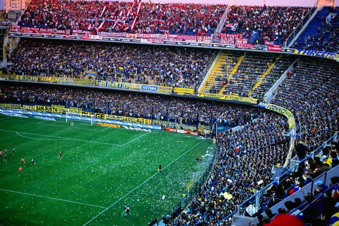 You will never understand truly what it's like to watch a game at boca juniors  unless you have been there