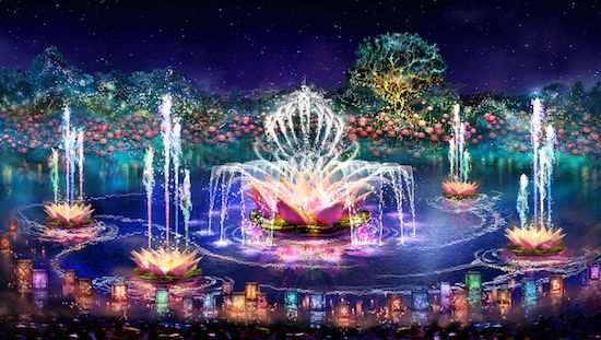 """O show """"Rivers of Light"""" que será inaugurado no parque temático Animal Kingdom na primavera de 2016 já está sendo considerado como um dos espetáculos mais memoráveis e emocionantes da Disney antes mesmo de ter sido inaugurado. #Animal Kingdom"""