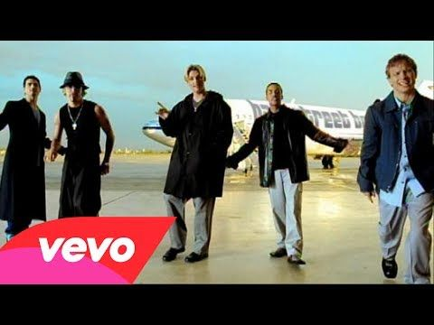 Definitive ranking of Backstreet Boys music videos...appropriately posted the same day that I saw them in concert again