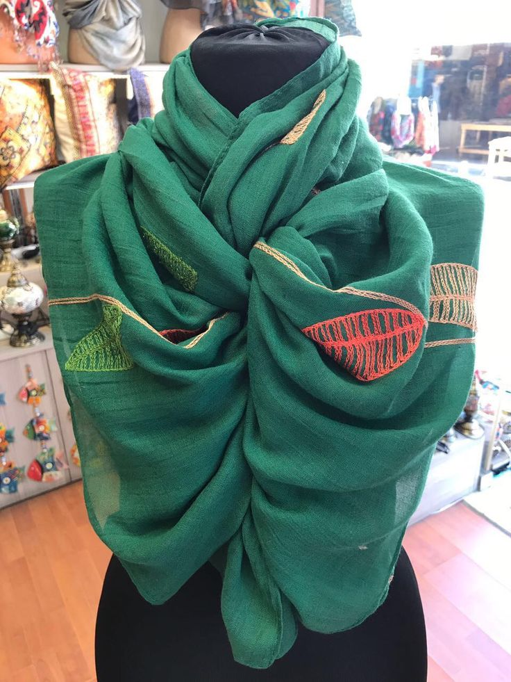 TURKISH PASHMINA SCARF, 343