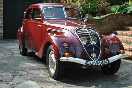 Peugeot 302 Saloon (1937) Maintenance/restoration of old/vintage vehicles: the material for new cogs/casters/gears/pads could be cast polyamide which I (Cast polyamide) can produce. My contact: tatjana.alic@windowslive.com