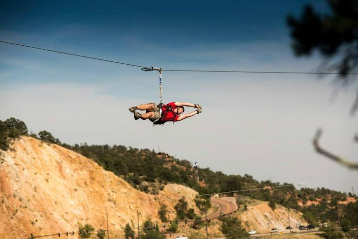 Adventures Out West: Zip Lining in Manitou Springs, Colorado - See 221 traveler reviews, 135 candid photos, and great deals for Colorado Springs, CO, at TripAdvisor.