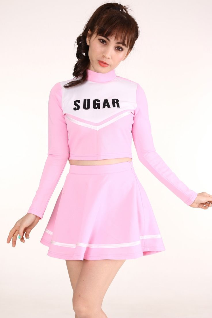 Image of 3 weeks waiting - Team Sugar Cheerleading Set
