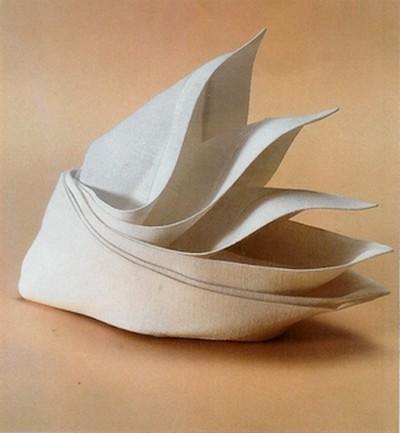 Pliage de serviettes, pour vous, un art a decouvri