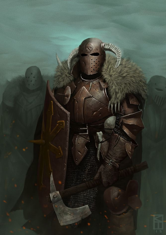 How can I get more chaos warriors to appear deeper into the Empire? - WFRP Gamemasters - FFG Community