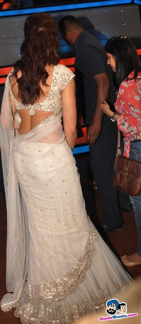 Deepika ethereal in white.