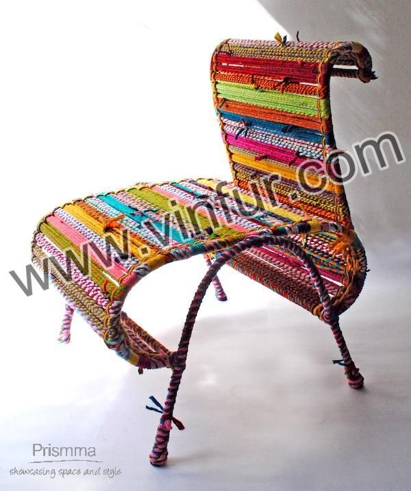 Modern Crafted Chair