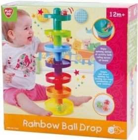 Playgo Rainbow Ball Drop (2443)