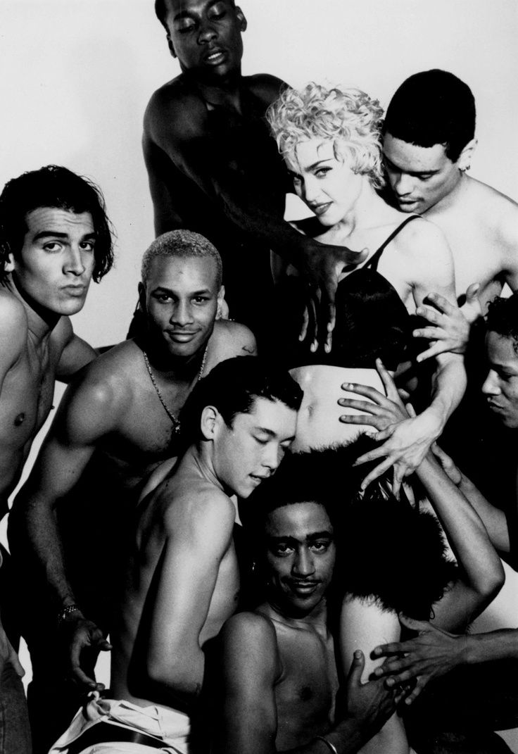 Madonna's 'Blonde Ambition' Dancers Tell Their Own Stories in New Documentary 'Strike a Pose''