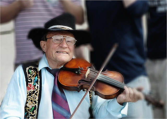 Folk-musician #Hungary