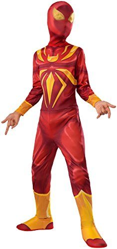 Rubies Costume SpiderMan Ultimate Child Iron Spider Costume Large ** Continue to the product at the image link.