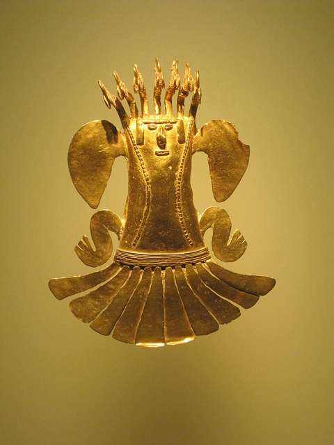 Gold Museum, Museo del Oro , Bogota |
