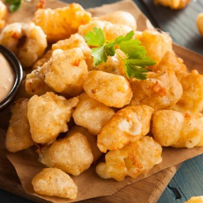 Best-Ever Cheese Curds Recipe