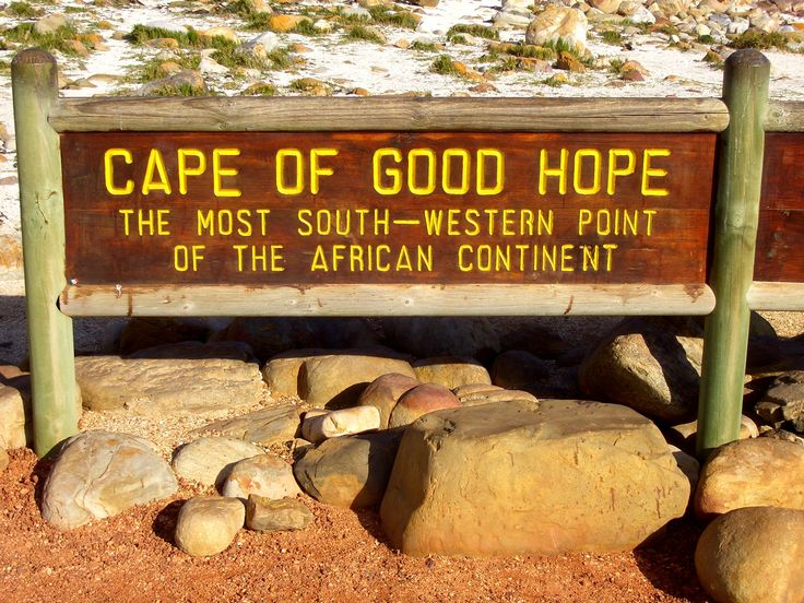 The most south-westerly point of Africa! #CapePoint #EpicEnabled