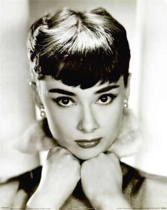 Audrey Hepburn emerged from the war high-strung, insecure about her oversize nostrils, her irregular teeth, bump on her nose, her thin arms, and all anyone else saw her as was beautiful. She was the original, awkward/beautiful. There will never be another like her.