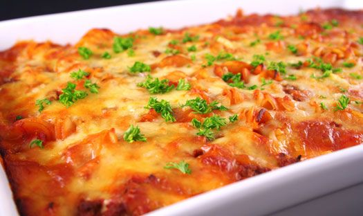 Try our Baked Pasta Recipe for a speedy budget recipe made with Homepride. Find more easy recipes and recipe ideas at greatlittleideas.com