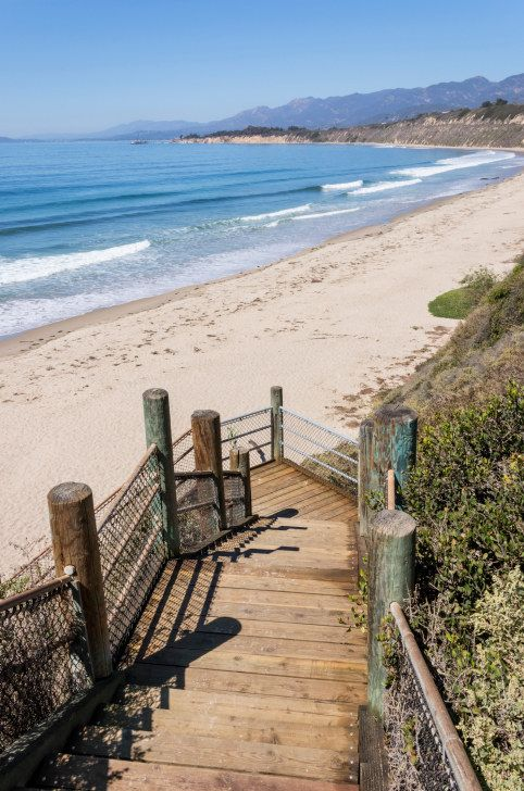 Which Beach Town Should You Move To | You got: Carpinteria, CA | Carpinteria has it all! From avocado festivals to polo fields, this thriving town is booming. Bet you can't wait to pack your bags!