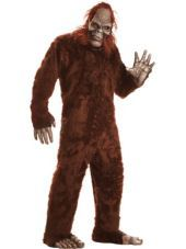 Bigfoot Costume for Adults - Party City