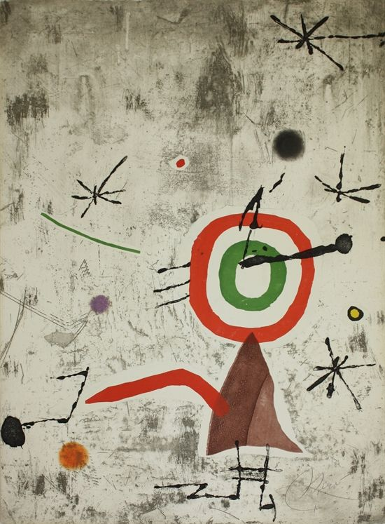Joan Miró - Artist XXè - Surrealism