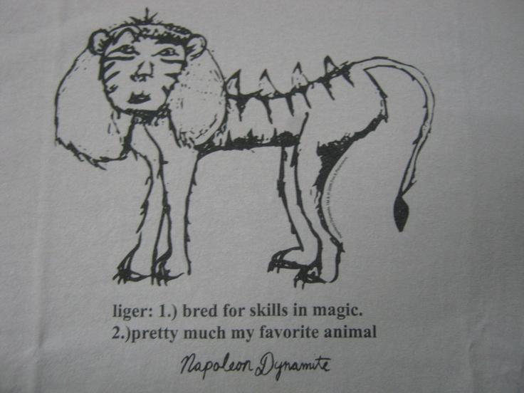 pretty much my favorite animal, known for its skills in magic