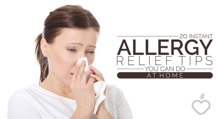 Though you want to enjoy life, seasonal allergies may dampen your spirit. Instead of reaching out for pharmaceutical drugs, why not take some precautions and try natural therapies? Below are 20 useful methods for reducing the symptoms of allergies as well as preventing them from happening in the first place. How Does Allergic Reaction Occur?Read More »