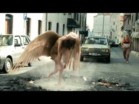 Funny Axe commercial - Even the angel fall