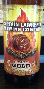 Captain Lawrence Liquid Gold--keep an eye out; good reputation.