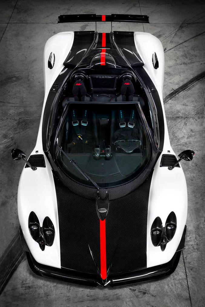 The Art Of Horacio Pagani  The best ever