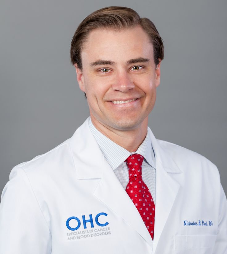 "OHC is pleased to welcome Nicholas B. Pleat, D.O., a board certified medical oncologist, to its team. Dr. Pleat completed his medical degree at Lincoln Memorial University and his internship and residency at Good Samaritan Hospital. He completed his fellowship at the University of Oklahoma and is certified by the American Board of Internal Medicine and the National Board of Osteopathic Medical Examiners. Dr. Pleat's interests include hematologic malignancies and melanoma. ""The doctors…"