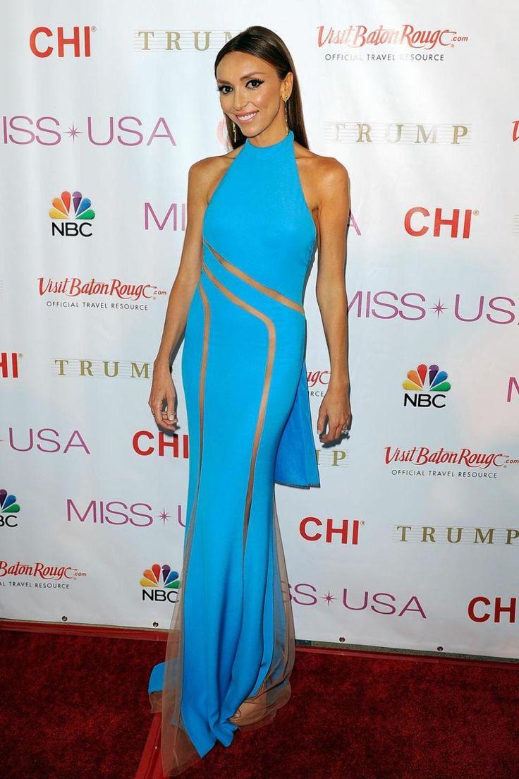 Giuliana rancic 2014 oscars paolo sebastian dress - Find This Pin And More On Giuliana Rancic Tv Presenter By Avonmary54