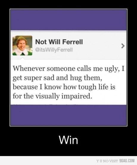 HAHAHA OMG I love Will!
