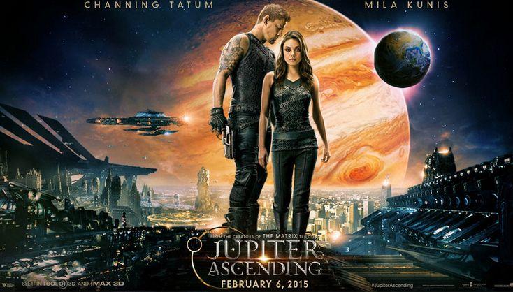Daily Pleasures: Jupiter Acending