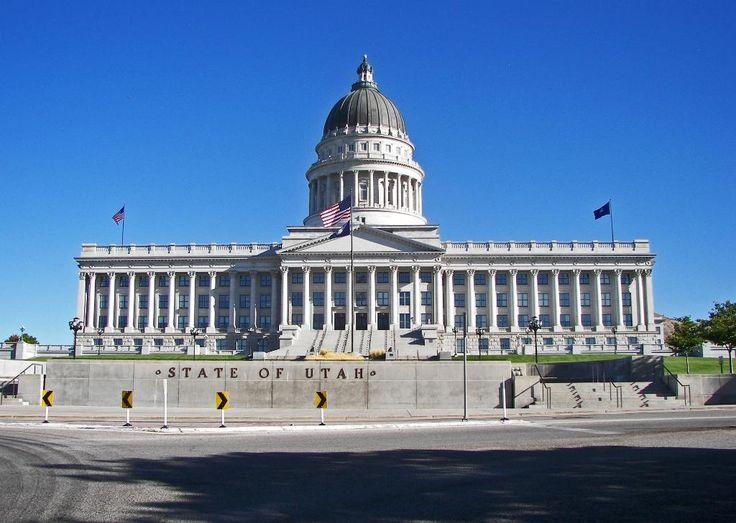 Еще одна копия главного капитолия – отзыв о Capitol Building, Солт-Лейк-Сити, Юта - TripAdvisor