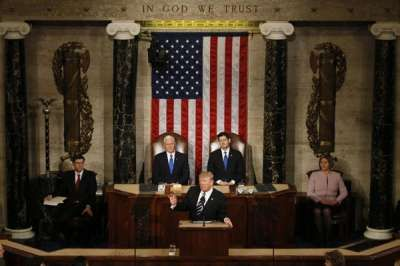 Senat Amerika Serikat Berikan Sanksi Untuk Rusia, Bagaimana Nasib trump??